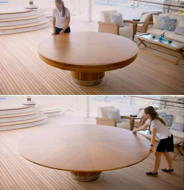 58 best Sams Dreams Expanding Tables images on Pinterest
