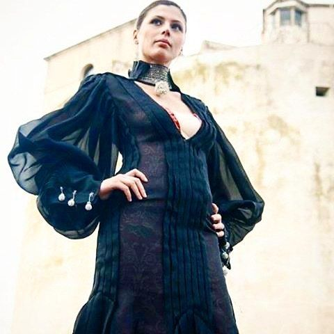 #fashion#model#women#eveningdress#moda#defile#chic#luxury#organdis#black#madeinitaly#trend#sardinia#couture#handmade#picoftheday#instafashion#wonderfullwoman#laboratoriostilistico#photooftheday#dress#