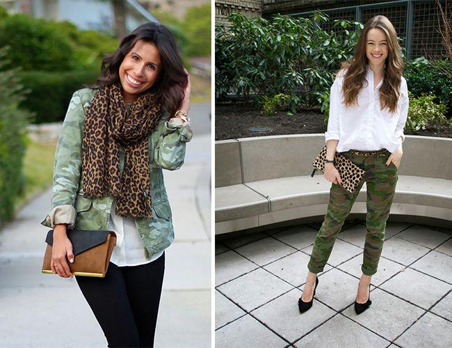 Camo Print Jacket + skinny jeans // Pursuit of Shoes + XO Smash