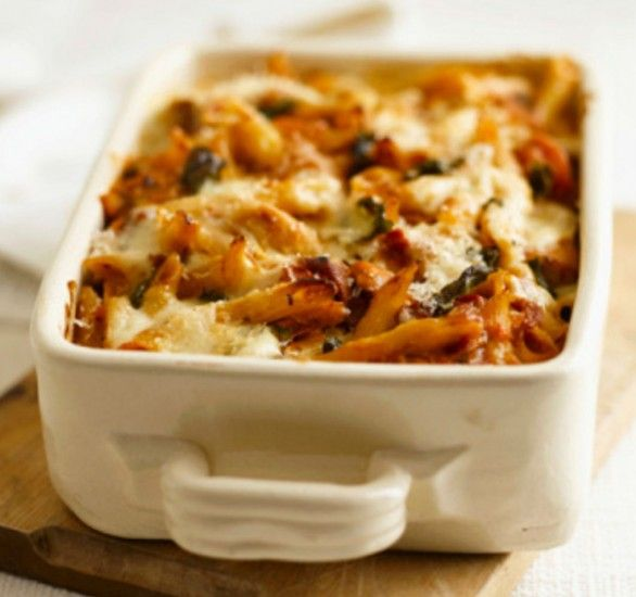 pasta-al-forno-vegetariana