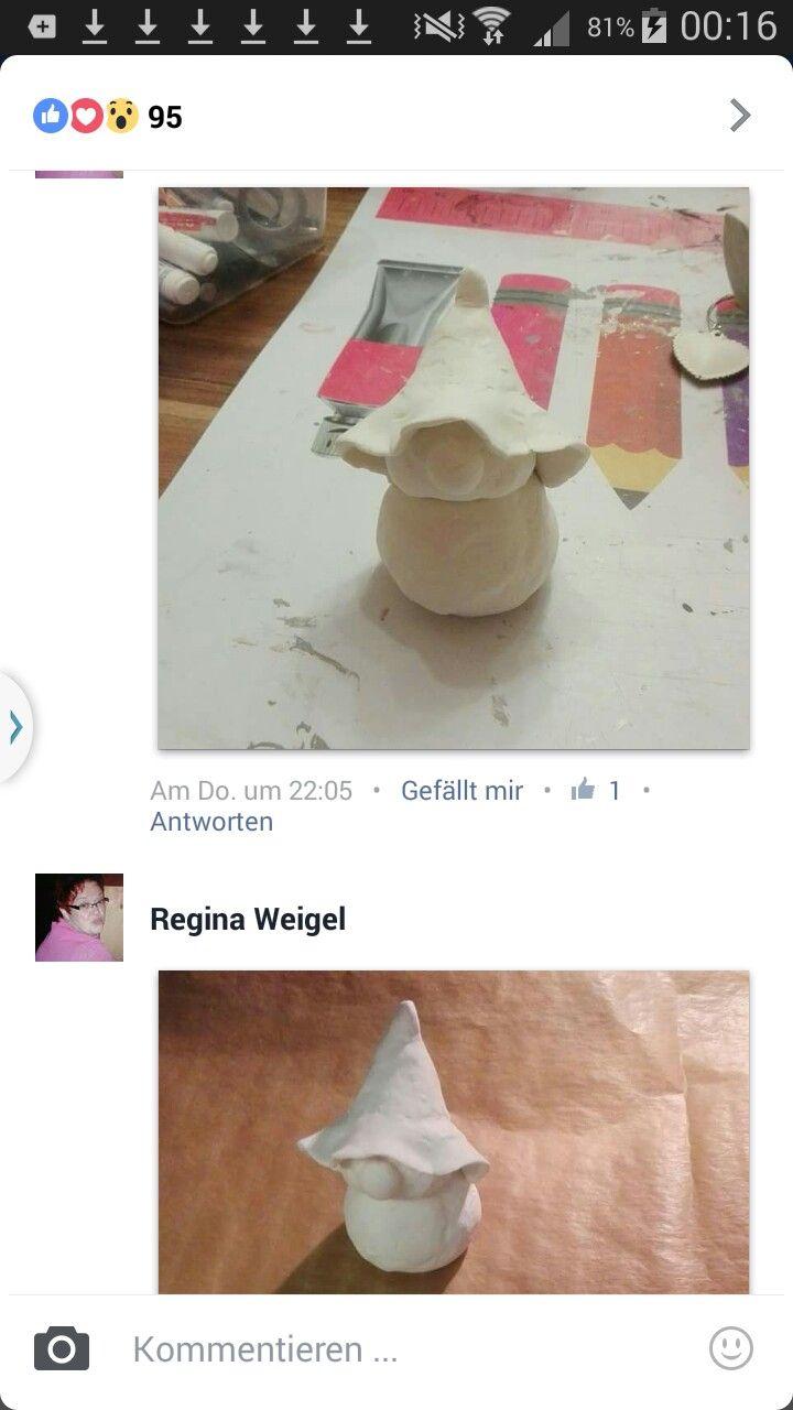 Anleitung -2- Wichtel