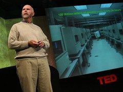 Sweet! Very interesting. In 2001, Craig Venter made headlines for sequencing the human genome. In 2003, he started mapping the ocean's biodiversity. And now he's created the first synthetic lifeforms — microorganisms that can produce alternative fuels. Craig Venter | Speaker | TED.com