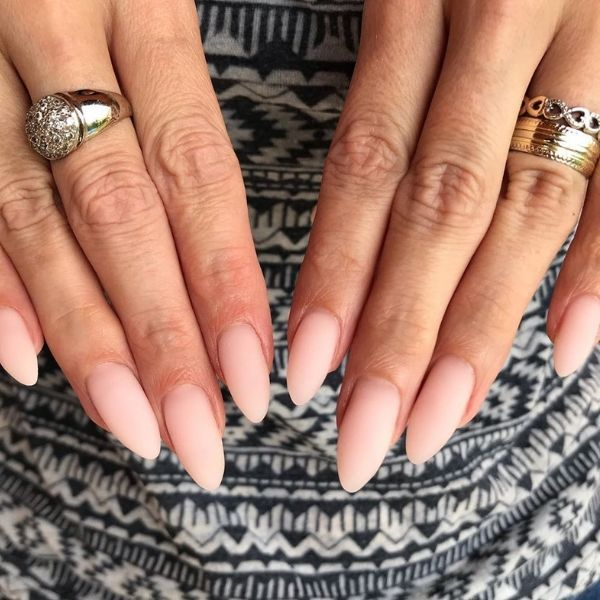 25 Natural Manicure Nails ideas – 2019 Fall New Trend - P18