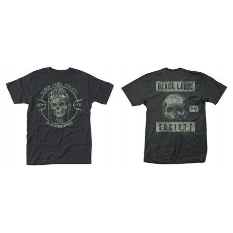 Tricou Black Label Society: Doomtrooping