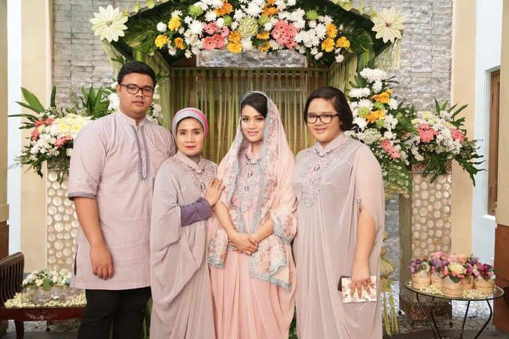 Pernikahan Anjani dan Randy di Jakarta