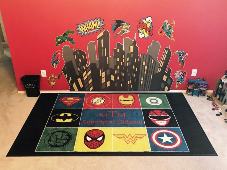 Lovely Best Superhero Rugs For Marvel U0026 Justice League Decor