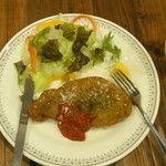 キッチン 七つの海 - 能登豚のミラノ風カツレツ