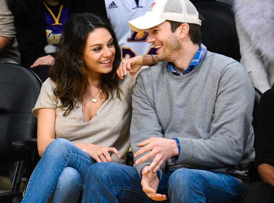 Did Ashton Kutcher and Mila Kunis Get Married in Secret Wedding Ceremony?!  Mila Kunis, Ashton Kutcher