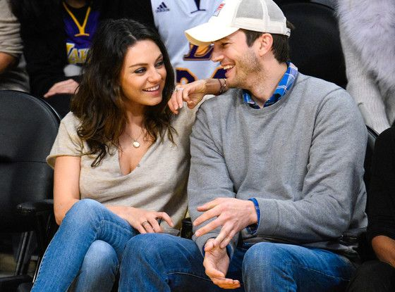 Did Ashton Kutcher and Mila Kunis Get Married in Secret Wedding Ceremony?!  Mila Kunis, Ashton Kutcher