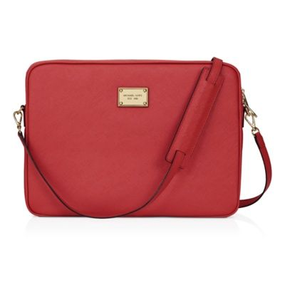 fd0cc1f06c5b Buy michael kors laptop handbag red > OFF56% Discounted