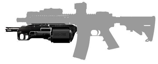 Crye Precision SIX12 Shotgun