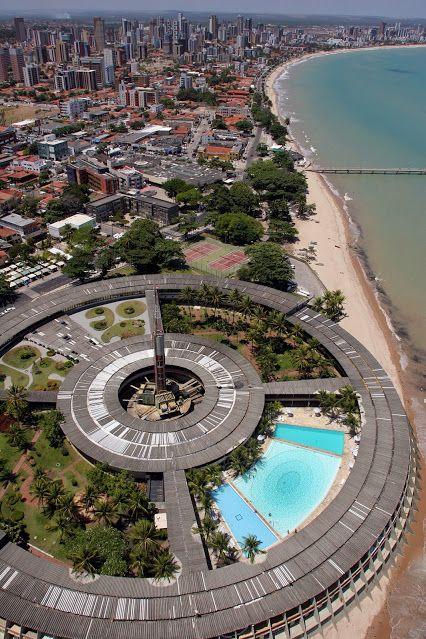 Tropical Hotel Tambaú - João Pessoa - Paraíba - Brasil