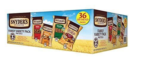 Snyder's+of+Hanover+Pretzel+Variety+Pack