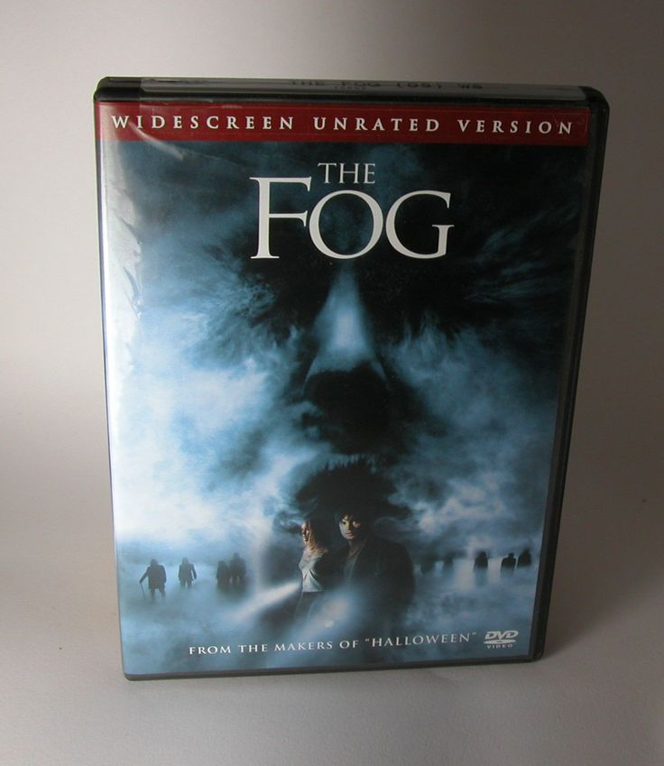 The Fog Widescreen Unrated Version, Tom Welling, Maggie Grace, 2005 Pre-Owned DVD