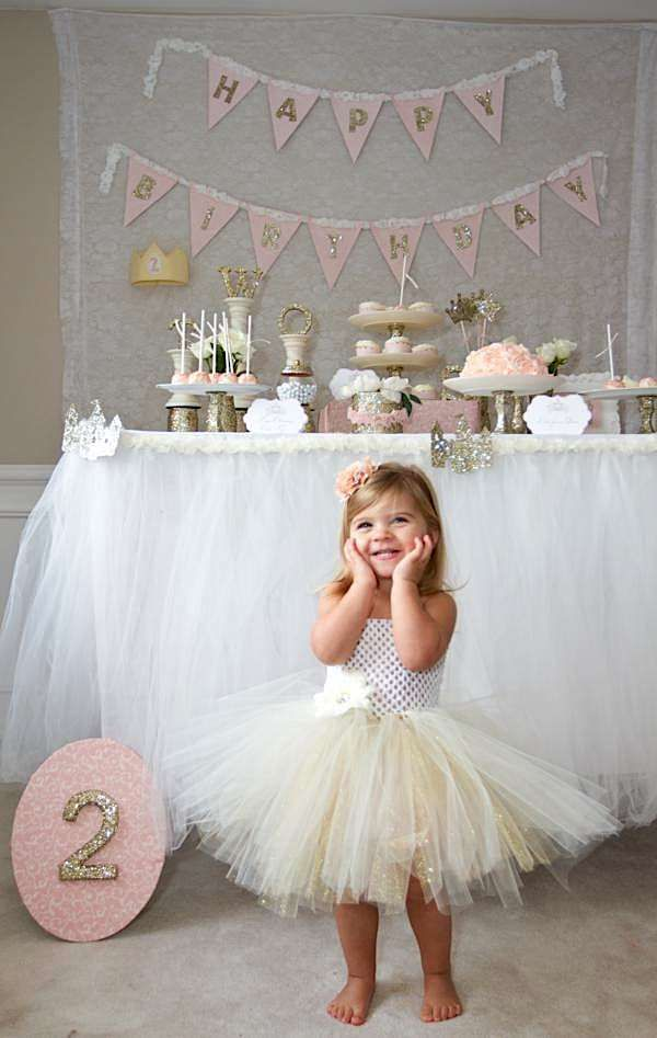 Sparkle birthday party ideas
