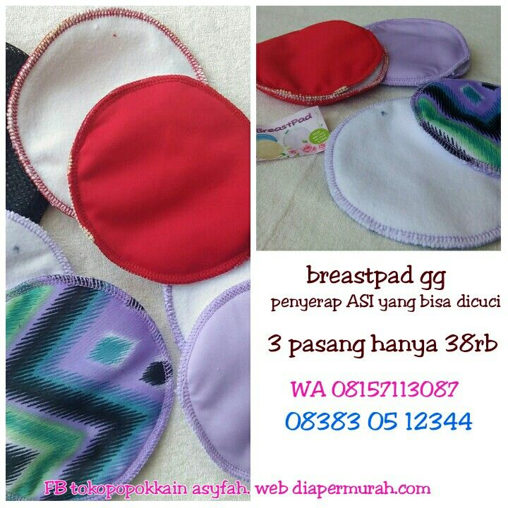 Breastpad, avoid your breastmilk make wet cloth.