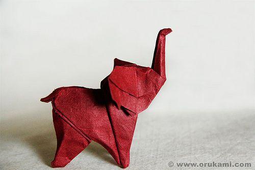 Dumbo: Himanshu Agrawal folds amazing origami