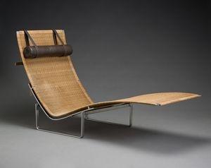 Designed By Poul Kjaerholm (Danish, 1929 1980), Manufactured By E.