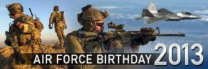 September 18th Air Force Birthday | Military.com