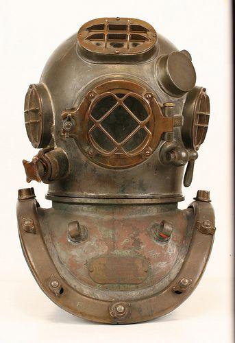 Desco MK5 Diving Helmet