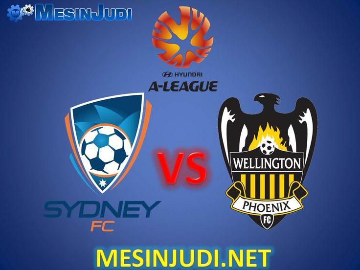 Prediksi Sydney Vs Wellington Phoenix 9 Februari 2017 - Australiga A League - Sydney FC - Wellington Phoenix FC - www.mesinjudi.net