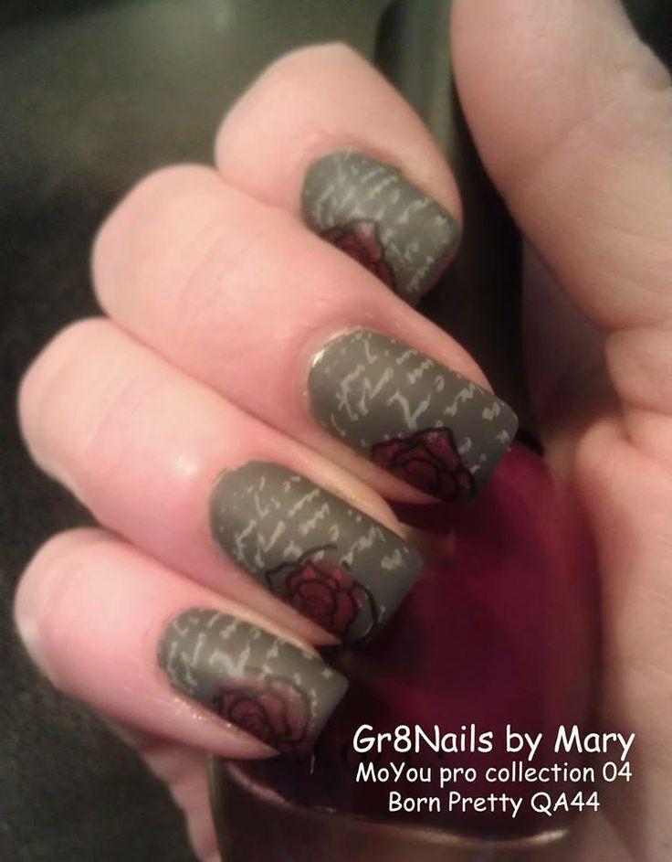 75 best newspaper nails images on Pinterest | Newspaper nails ...