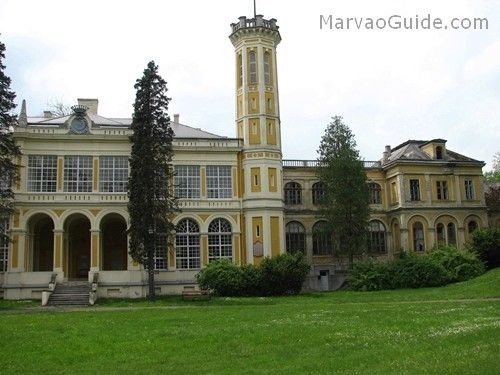 Füzérradvány Mansion