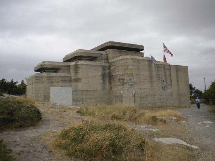 Un édifice impressionnant avec de nombreuses pièces pour permettre aux soldats de vivre et de travailler