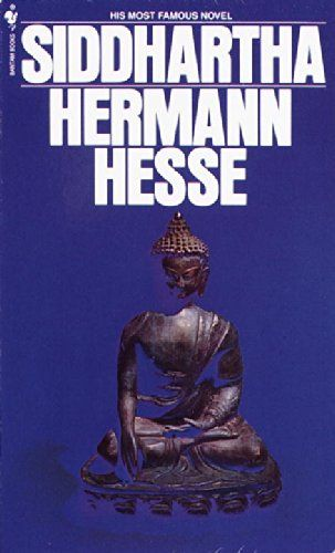 man seeking wisdom in herman hesses the siddhartha Sometimes it's hard to keep track of what siddhartha is up to during siddhartha luckily, we've got you covered.