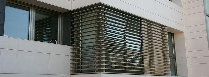 rénovation brise-vue aluminium