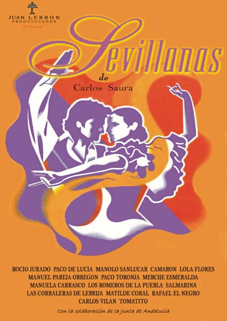 Enciclopedia del Cine Español: Sevillanas (1992)