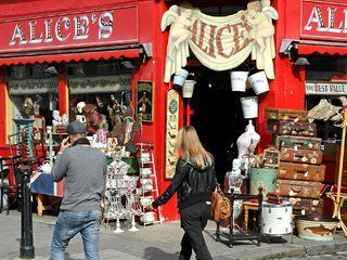 Must-see London - London for Visitors -  Top 10 - including Portabello Rd Market and Notting Hill