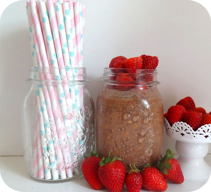 Overnight Oats | chocolate overnight oats | chia seed pudding | healthy recipes | vegetation recipe