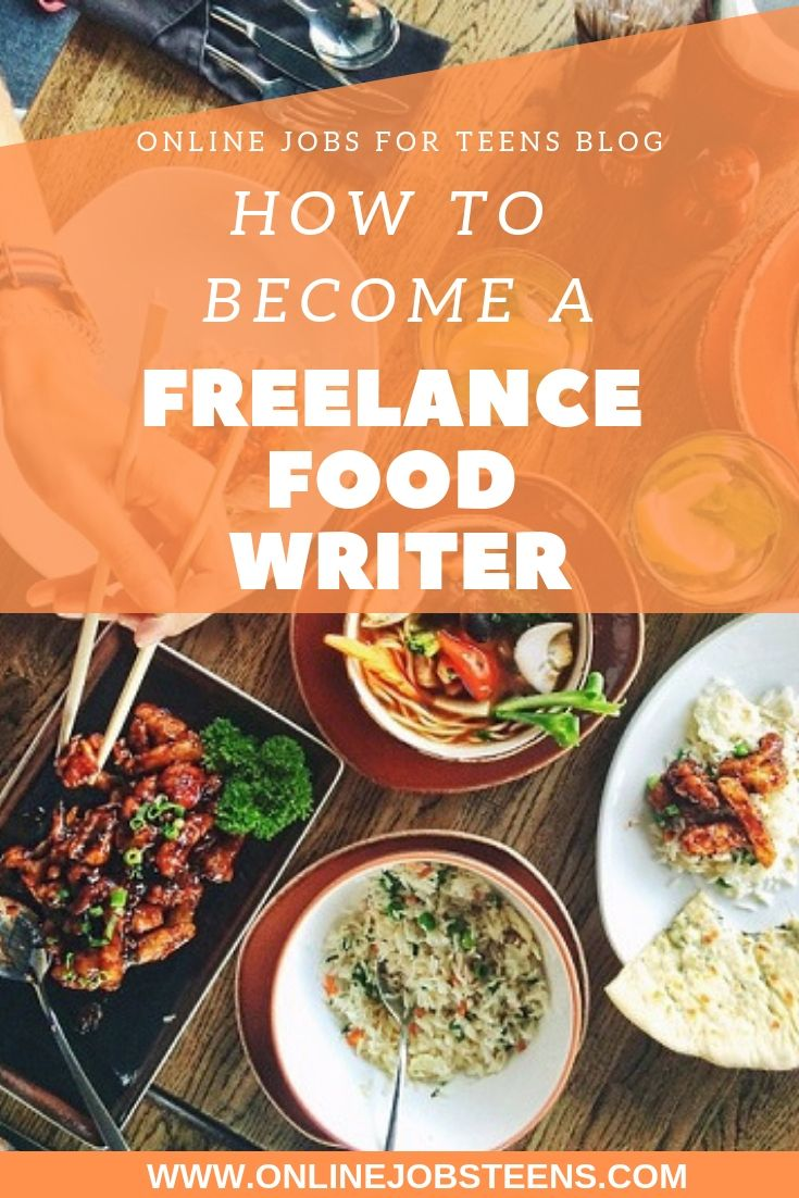 food blog writers wanted