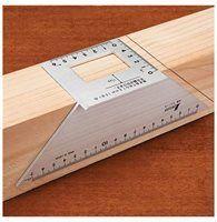 Shinwa - Esquadro Japonês 45 e 90 graus - Tipo 3 #woodworkingtools
