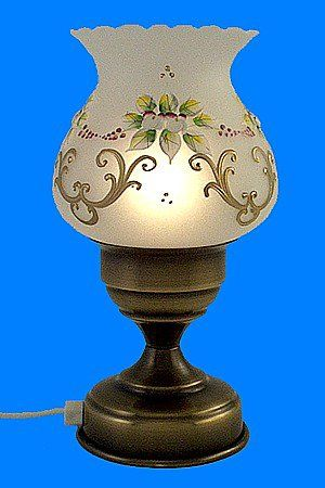 Lampa stolní LES 010131, stínidlo SSA 112313