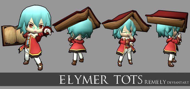 Elymer Tots by Remely.deviantart.com on @DeviantArt