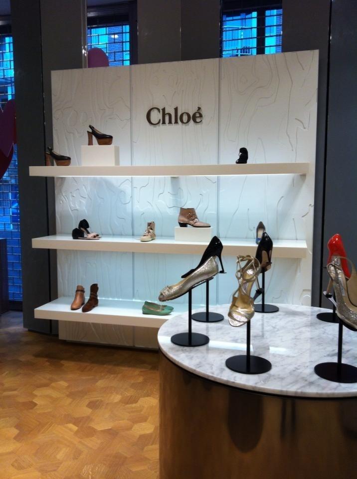New Shoe department Den Haag Feb. 2013