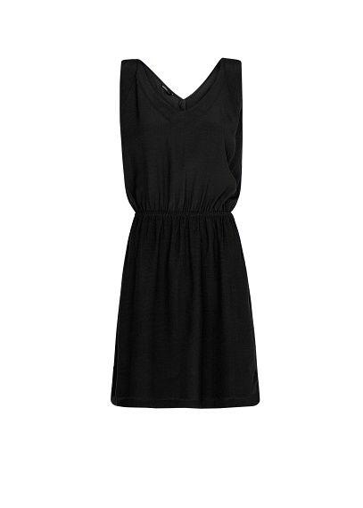 MANGO - Kleid mit Rückenausschnitt