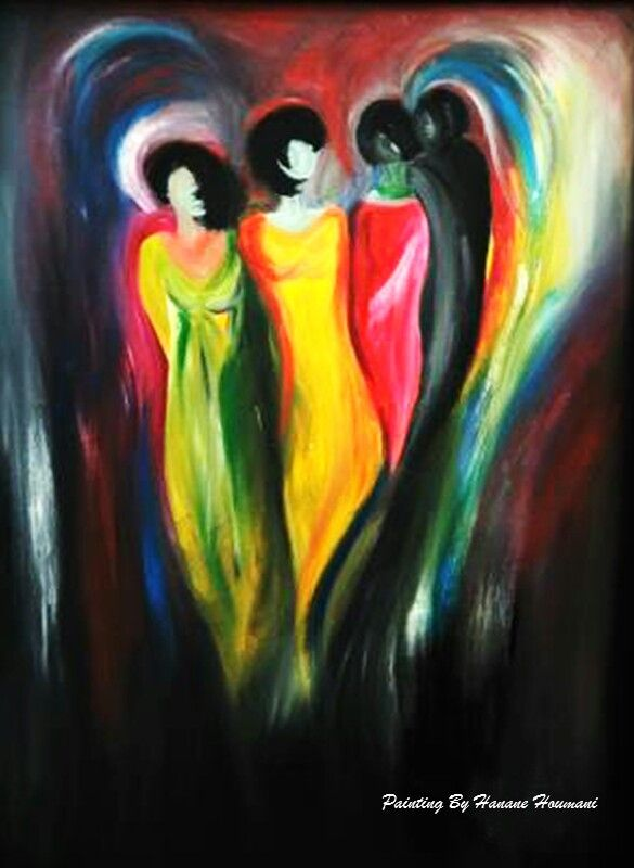 Women in a Man's life Oil on canvas  60cmx90cm Code:TSL Prices: 1600$ For further information Mob :00961 3 798854 FB :hanane houmani art Insta : hananehoumaniart Email: hananehoumaniart@gmail.com https://www.facebook.com/hananehoumaniart/ https://www.instagram.com/hananehoumaniart https://www.linkedin.com/in/hanane-houmani-797a42112 Hanane Houmani