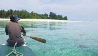 Pulau Samar Gelap Pulau Telur Penyu