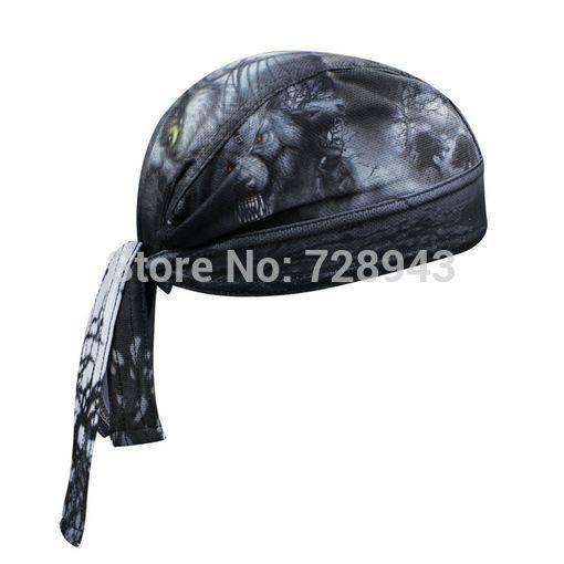 AOGDA Велоспорт шарф/шапка/Оголовье велосипед/велосипедные аксессуары/шарф Велосипедные шапки/Оголовье Шапка Волк