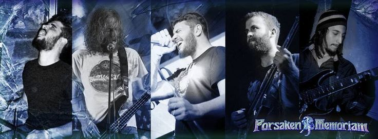 Introduce Your Band - FORSAKEN MEMORIAM  #rock #music #news #stoner #forsaken_memoriam #band