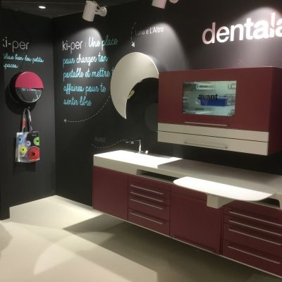 Dental surgery and laboratory furniture