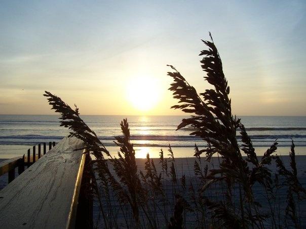 Sunset-St. Augustine Beach