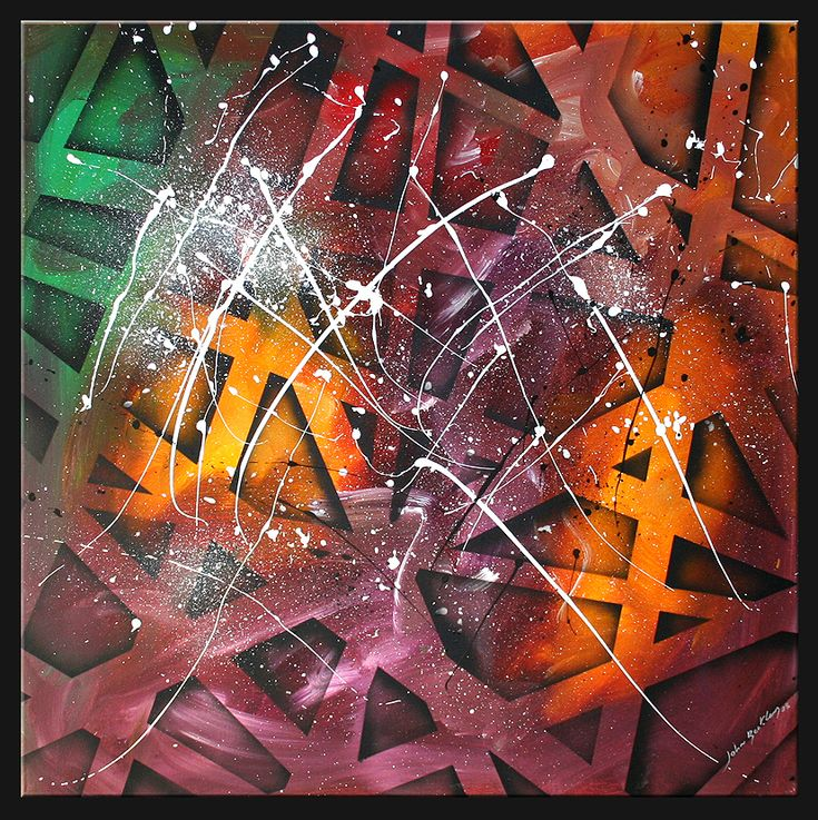 71 best johnbeckley art abstrait contemporain images on for Art moderne abstrait