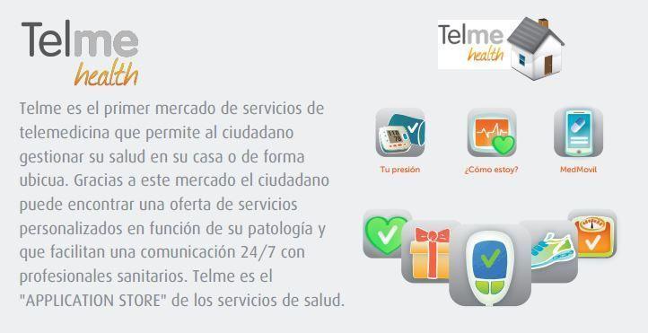 Telme Health: El paciente crónico ya puede controlar su salud   PMfarma #telemedicina