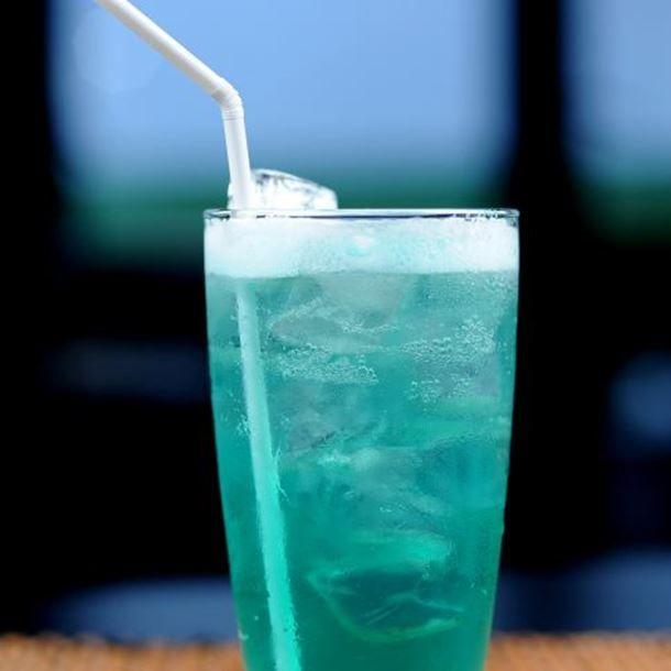 Lagon bleu sans alcool