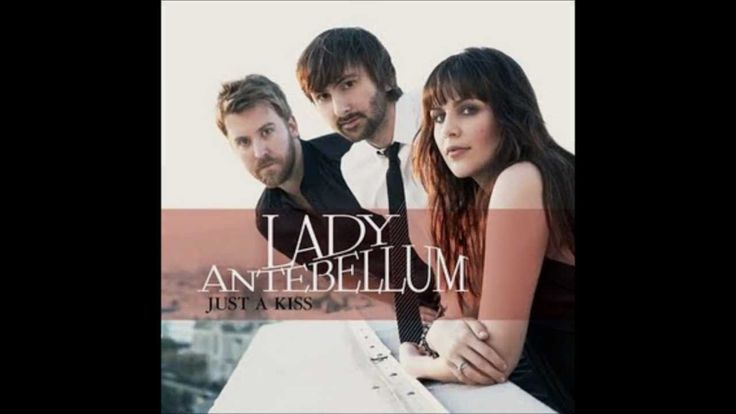 Just A Kiss - Lady Antebellum Lyrics