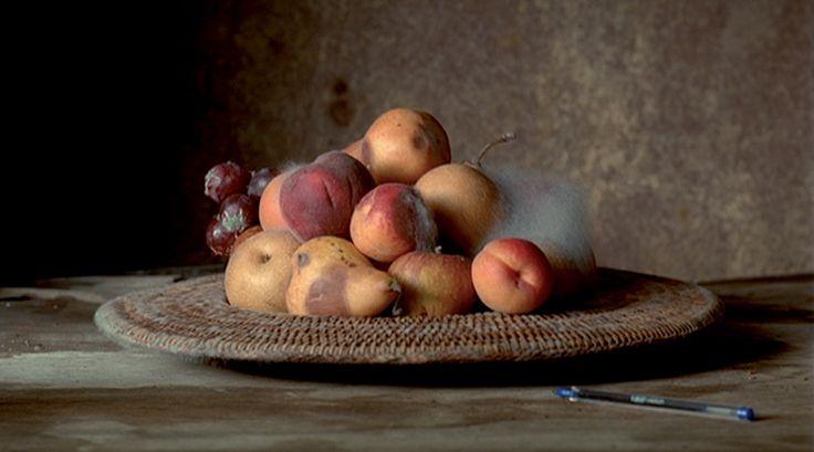 Sam Taylor-Wood, Still Life (film still), 2001